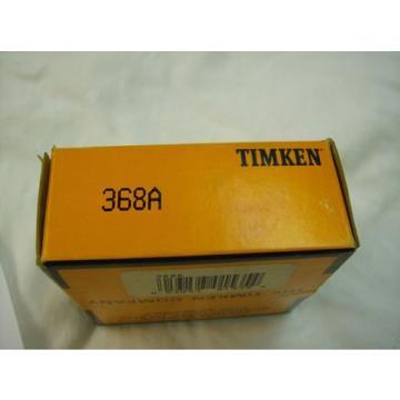 368A TIMKEN New Taper Roller Bearing