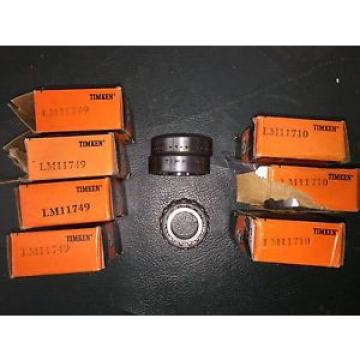 Timken Tapered Roller Bearings LM11749 With Race