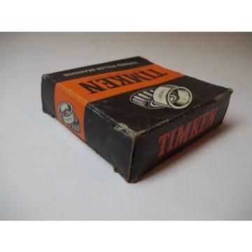 NIB TIMKEN TAPERED ROLLER BEARINGS MODEL # 22168 NEW OLD STOCK