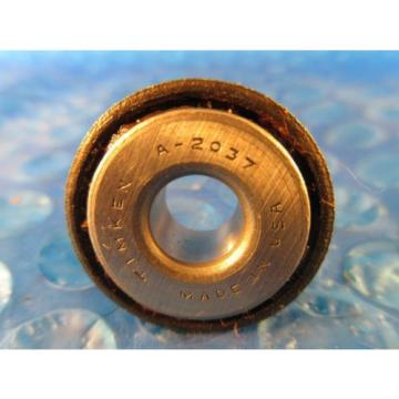 Timken A2037 Tapered Roller Bearing Single Cone
