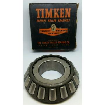 NIB NOS VINTAGE NOSE NEW TIMKEN 55176 TAPERED ROLLER BEARING