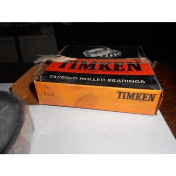 NEW TIMKEN 563 TAPERED ROLLER BEARING SINGLE CUP