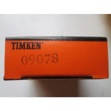 NEW Timken 09078 Tapered Cone Roller Bearing