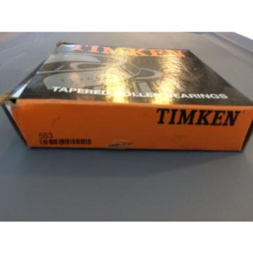 Timken 563 Tapered Roller Bearing Outer Race Cup