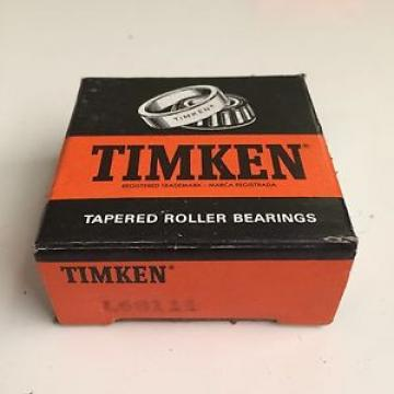 Timken Tapered Roller Bearings L68111 New Sealed.