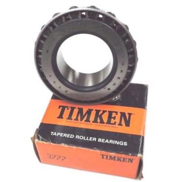 NIB TIMKEN 3777 TAPERED ROLLER BEARING