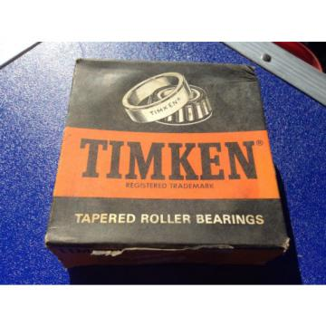 (1) Timken 5335 Tapered Roller Bearing, Single Cup, Standard Tolerance, Straight