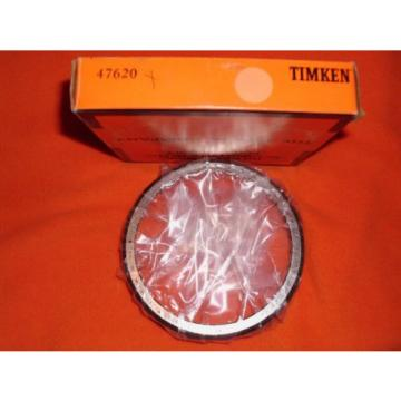 TIMKEN 47620 TAPERED ROLLER BEARING CUP USA