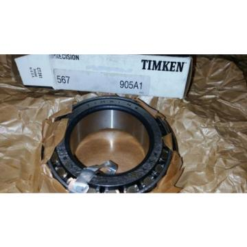Timken Bearing Set 425 (567/563) Tapered Roller Bearing cup&cone