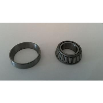 NEW Tapered Roller Bearing Cup & Cone 25mm Bore 47mm O.D X15mm.