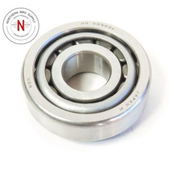 NSK HR30302J TAPERED ROLLER BEARING CUP AND CONE, ID: 15mm
