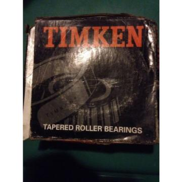 Timken 6461A Tapered Roller Bearing