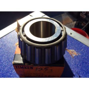(1) Timken 5356 Tapered Roller Bearing, Single Cone, Standard Tolerance, Straigh
