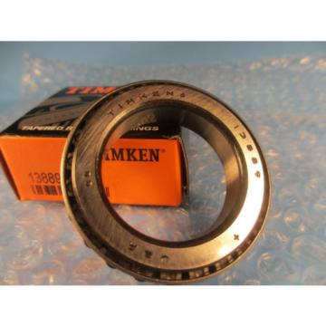 Timken 13889 Tapered Roller Bearing Cone