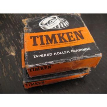 LOT OF 2- TIMKEN 02820 Tapered Roller BEARING  - NEW IN BOX !!!