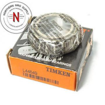 """TIMKEN L44649 Tapered Roller Bearing Cone - 1-1/16"""" ID, 0.58"""" Cone Width"""