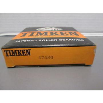 47680 TIMKEN TAPERED ROLLER BEARING