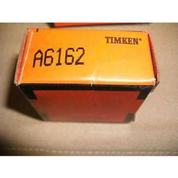 TIMKEN A6162 TAPERED ROLLER BEARING, SINGLE CUP, STANDARD TOLERANCE, STRAIGHT...