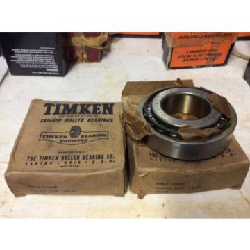 (1) TIMKEN 558-S CONE 553-SA CUP Tapered roller Bearing 57786
