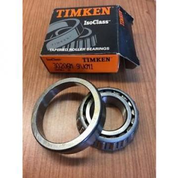 Timken 30206M Tapered Roller Bearing