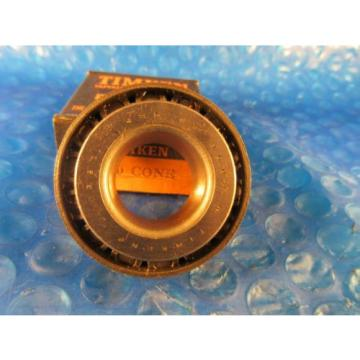 """Timken 1380 Tapered Roller Bearing, Single Cone; 7/8"""" Straight Bore"""
