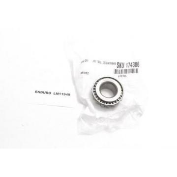 ENDURO LM11949 Tapered Cone Roller Bearing - Prepaid Shipping