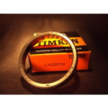 Timken LM29710 Tapered Roller Bearing Cup, Aircraft