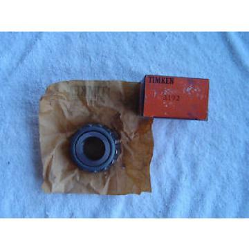 NIB Timken Tapered Roller Bearing    3192