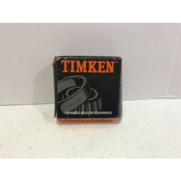 Timken 02475 Tapered Roller Bearing
