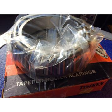 (1) Timken 497 Tapered Roller Bearing Inner Race Assembly Cone, Steel, Inch, 3.3