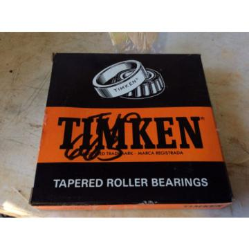 "(1) Timken 42587 Tapered Roller Bearing Outer Race Cup, Steel, Inch, 5.875"" Oute"
