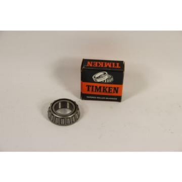 Timken 07100 Tapered Roller Bearing Bore 1.00in, Cone Shape
