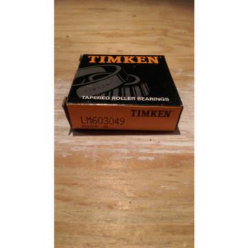 LM603049 TIMKEN Taper Roller Bearing