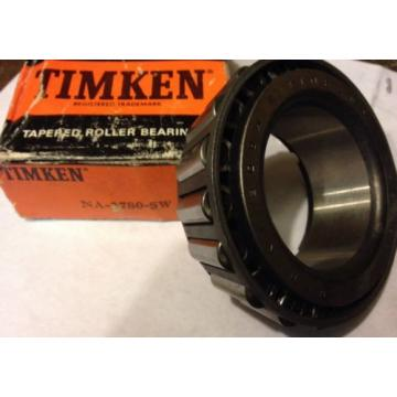 Timken NA3780SW Tapered Roller Bearing NA-3780-SW