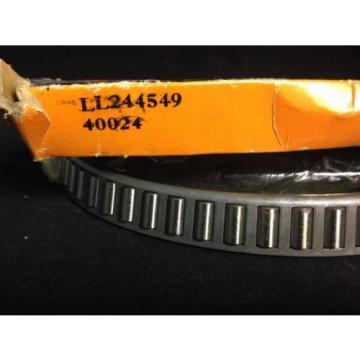 TIMKEN LL244549 Tapered Roller Bearing NOS