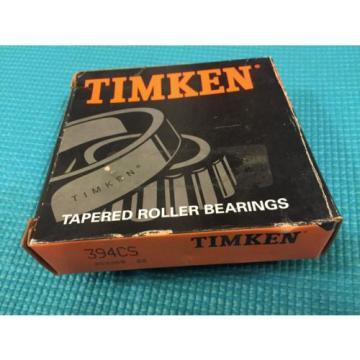 Timken Tapered Roller Bearing 394CS