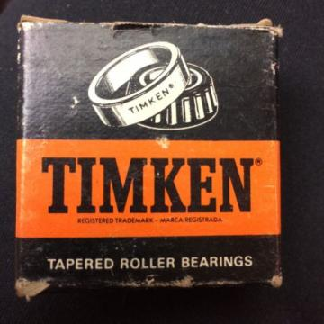 TIMKEN 4A CONE TAPERED ROLLER BEARING *NEW IN BOX*