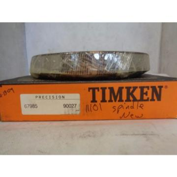 NEW TIMKEN 67985 PRECISION TAPERED ROLLER BEARING AND CONE