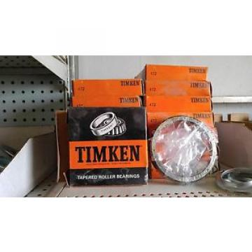 TIMKEN 472 TAPERED ROLLER BEARING CUP/RACE