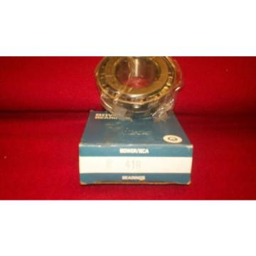 418  Bower Tapered Roller Bearings