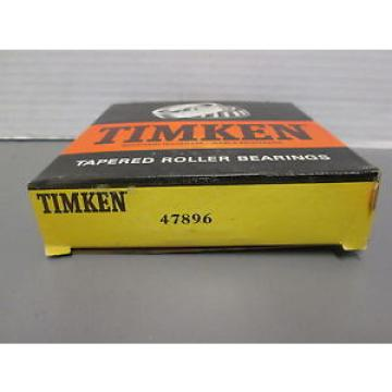 47896 TIMKEN TAPERED ROLLER BEARING