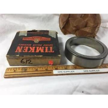 TIMKEN 612 CUP FOR TAPERED ROLLER BEARING NEW OLD STOCK