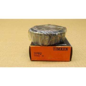 "1 NIB TIMKEN 3782 TAPERED ROLLER BEARING CONE 1-3/4"" ID X 1.193"" WIDTH"