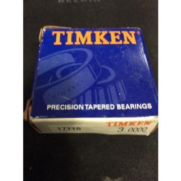 Timken 17118#3 Tapered Roller Bearing