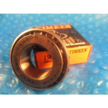 "Timken 1987, Tapered Roller Bearing Cone 1.0620"" Straight Bore; 0.7620"" Wide"