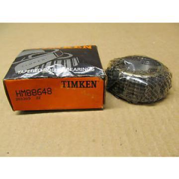 1 NIB TIMKEN HM88648 TAPERED ROLLER BEARING