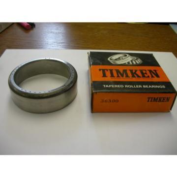 TIMKEN TAPERED ROLLER BEARING CUP 36300 NIB