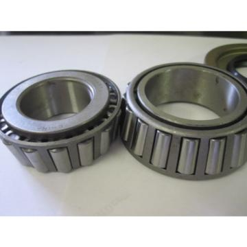 25590 Tapered Roller Bearing QJZ & 25877 Transmission Output Shaft Bearing