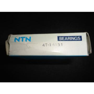 4T14131 NTN New Tapered Roller Bearings