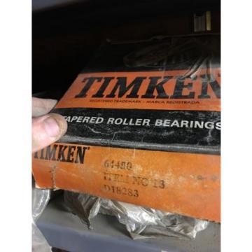 NEW TIMKEN TAPERED ROLLER BEARING 64450
